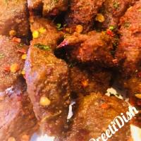 Preeti Fiery Cajun Beef Tips